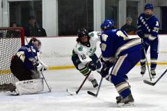 Gallery CIAC Ice Hockey; Northeastern 4 vs. Newtown 3 - Photo # 1054