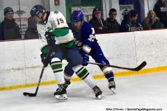 Gallery CIAC Ice Hockey; Northeastern 4 vs. Newtown 3 - Photo # 1131