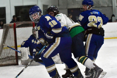 Gallery CIAC Ice Hockey; Northeastern 4 vs. Newtown 3 - Photo # 1224