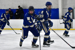 Gallery CIAC Ice Hockey; Northeastern 4 vs. Newtown 3 - Photo # 159