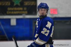 Gallery CIAC Ice Hockey; Northeastern 4 vs. Newtown 3 - Photo # 1804