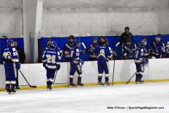 Gallery CIAC Ice Hockey; Northeastern 4 vs. Newtown 3 - Photo # 1849