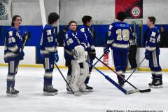 Gallery CIAC Ice Hockey; Northeastern 4 vs. Newtown 3 - Photo # 206