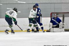 Gallery CIAC Ice Hockey; Northeastern 4 vs. Newtown 3 - Photo # 435