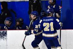 Gallery CIAC Ice Hockey; Northeastern 4 vs. Newtown 3 - Photo # 583