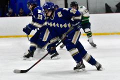 Gallery CIAC Ice Hockey; Northeastern 4 vs. Newtown 3 - Photo # 760