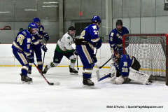 Gallery CIAC Ice Hockey; Northeastern 4 vs. Newtown 3 - Photo # 768