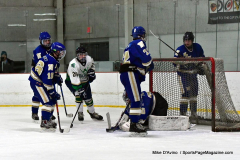 Gallery CIAC Ice Hockey; Northeastern 4 vs. Newtown 3 - Photo # 770