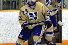 CIAC Ice Hockey; Focused on Newtown 7 vs. Mt. Everett 1 - Photo 009