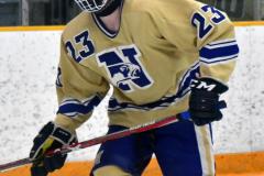 CIAC Ice Hockey; Focused on Newtown 7 vs. Mt. Everett 1 - Photo 012