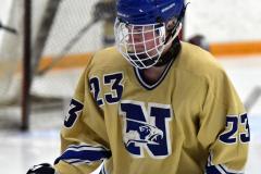 CIAC Ice Hockey; Focused on Newtown 7 vs. Mt. Everett 1 - Photo 094
