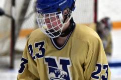 CIAC Ice Hockey; Focused on Newtown 7 vs. Mt. Everett 1 - Photo 095