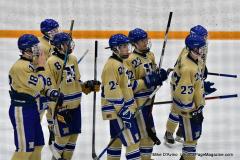 CIAC Ice Hockey; Focused on Newtown 7 vs. Mt. Everett 1 - Photo 1063