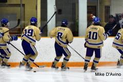 CIAC Ice Hockey; Focused on Newtown 7 vs. Mt. Everett 1 - Photo 107