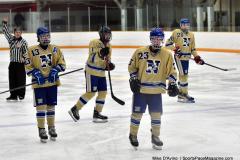 CIAC Ice Hockey; Focused on Newtown 7 vs. Mt. Everett 1 - Photo 733
