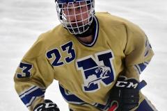 CIAC Ice Hockey; Focused on Newtown 7 vs. Mt. Everett 1 - Photo 737