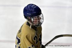 CIAC Ice Hockey; Focused on Newtown 7 vs. Mt. Everett 1 - Photo 945