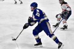 CIAC Ice Hockey; L.H.- H-K, Cogin. 8 vs Newtown 1 - Photo # (425)