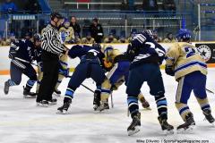 CIACT D3 Ice Hockey; #8 Newtown 7 vs. #9 Wilton 2 - Photo # 1966