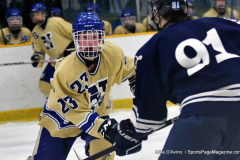 CIACT D3 Ice Hockey; #8 Newtown 7 vs. #9 Wilton 2 - Photo # 1983