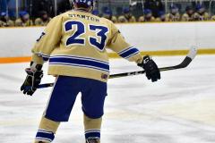 CIACT D3 Ice Hockey; #8 Newtown 7 vs. #9 Wilton 2 - Photo # 1996