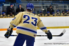 CIACT D3 Ice Hockey; #8 Newtown 7 vs. #9 Wilton 2 - Photo # 1997