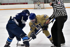 CIACT D3 Ice Hockey; #8 Newtown 7 vs. #9 Wilton 2 - Photo # 2022