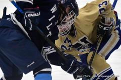 CIACT D3 Ice Hockey; #8 Newtown 7 vs. #9 Wilton 2 - Photo # 2025