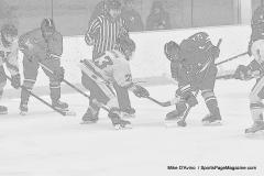 CIACT D3 Ice Hockey; #8 Newtown 7 vs. #9 Wilton 2 - Photo # 2148