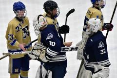 CIACT D3 Ice Hockey; #8 Newtown 7 vs. #9 Wilton 2 - Photo # 2247