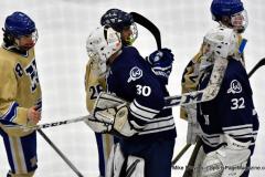 CIACT D3 Ice Hockey; #8 Newtown 7 vs. #9 Wilton 2 - Photo # 2249