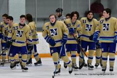 CIACT D3 Ice Hockey; #8 Newtown 7 vs. #9 Wilton 2 - Photo # 517