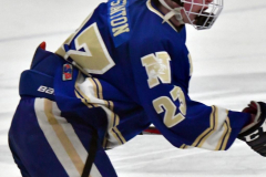 CIACT Ice Hockey D3 QFs; #1 Hand 5 vs. #8 Newtown 0 - Photo # 708