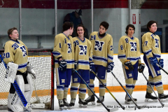 CIAC Ice Hockey; Focused on Newtown 7 vs. Mt. Everett 1 - Photo 259