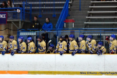 CIAC Ice Hockey; Focused on Newtown 7 vs. Mt. Everett 1 - Photo 489
