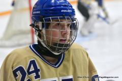 CIACT D3 Ice Hockey; #8 Newtown 7 vs. #9 Wilton 2 - Photo # 120