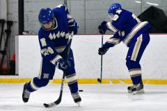 Gallery CIAC Ice Hockey; Northeastern 4 vs. Newtown 3 - Photo # 040