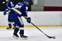 Gallery CIAC Ice Hockey; Northeastern 4 vs. Newtown 3 - Photo # 161