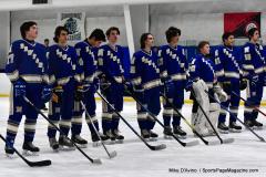 Gallery CIAC Ice Hockey; Northeastern 4 vs. Newtown 3 - Photo # 239