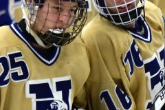 CIAC Ice Hockey; Focused on Newtown 7 vs. Mt. Everett 1 - Photo 1104