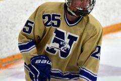 CIAC Ice Hockey; Focused on Newtown 7 vs. Mt. Everett 1 - Photo 216
