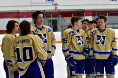 CIAC Ice Hockey; Newtown 2 vs. Daniel Hand 6 - Photo # 2061