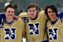 CIAC Ice Hockey; Newtown 2 vs. Daniel Hand 6 - Photo # 2074