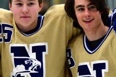 CIAC Ice Hockey; Newtown 2 vs. Daniel Hand 6 - Photo # 2077