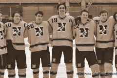 CIAC Ice Hockey; Newtown 2 vs. Daniel Hand 6 - Photo # 2087