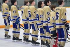 CIAC Ice Hockey; Newtown 2 vs. Daniel Hand 6 - Photo # 442