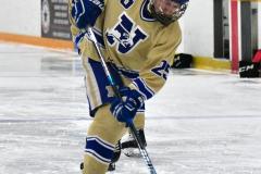 CIACT D3 Ice Hockey; #8 Newtown 7 vs. #9 Wilton 2 - Photo # 234