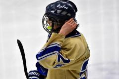 CIAC Ice Hockey; Focused on Newtown 7 vs. Mt. Everett 1 - Photo 1118
