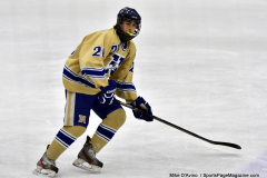 CIAC Ice Hockey; Focused on Newtown 7 vs. Mt. Everett 1 - Photo 950
