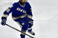 CIAC Ice Hockey; L.H.- H-K, Cogin. 8 vs Newtown 1 - Photo # (575)